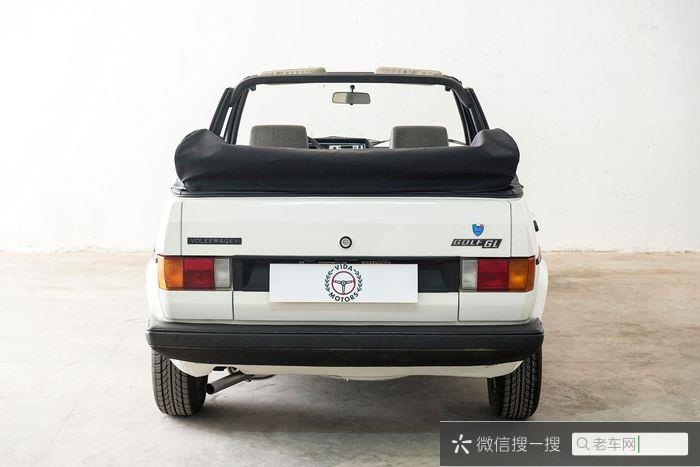 Volkswagen - Golf Karmann Cabrio  - 1984486 作者:老爷车