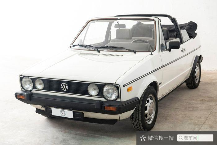 Volkswagen - Golf Karmann Cabrio  - 1984327 作者:老爷车