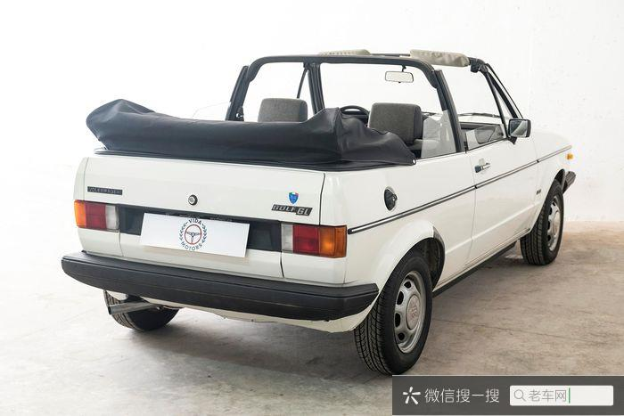 Volkswagen - Golf Karmann Cabrio  - 1984634 作者:老爷车