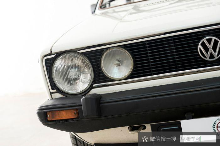 Volkswagen - Golf Karmann Cabrio  - 1984433 作者:老爷车