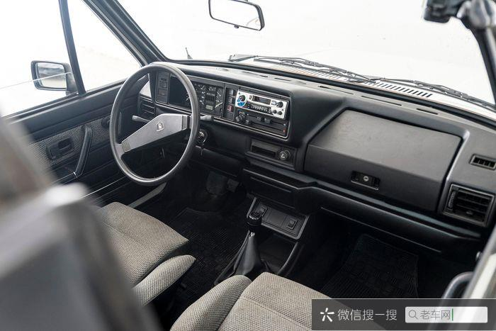 Volkswagen - Golf Karmann Cabrio  - 1984959 作者:老爷车