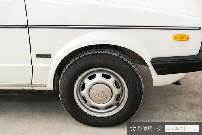 Volkswagen - Golf Karmann Cabrio  - 198489 作者:老爷车