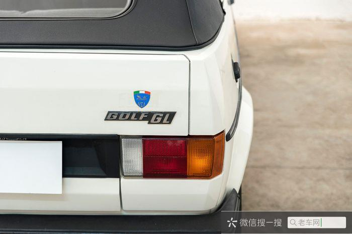 Volkswagen - Golf Karmann Cabrio  - 1984696 作者:老爷车