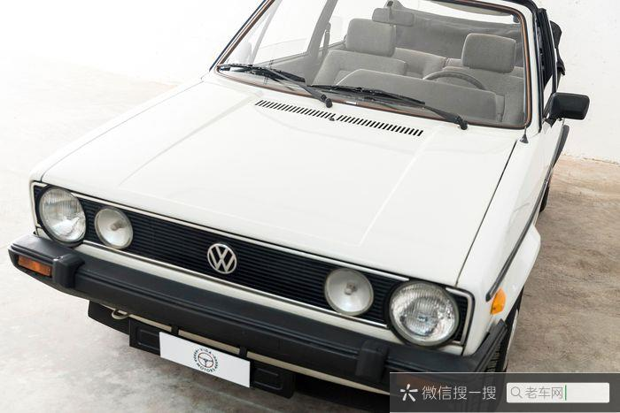 Volkswagen - Golf Karmann Cabrio  - 1984643 作者:老爷车