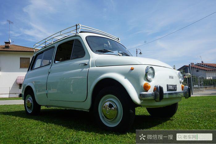 Fiat - Autobianchi 120 (500 Giardiniera) - NO RESERVE - 1964737 作者:老爷车