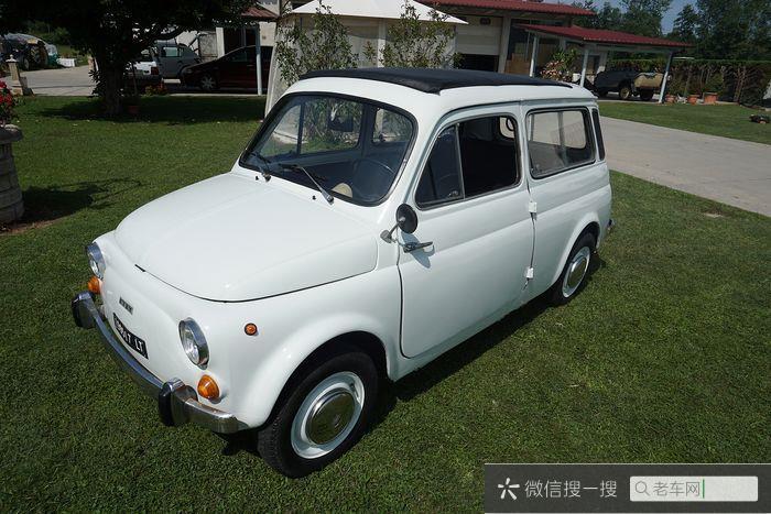 Fiat - Autobianchi 120 (500 Giardiniera) - NO RESERVE - 1964291 作者:老爷车