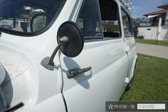 Fiat - Autobianchi 120 (500 Giardiniera) - NO RESERVE - 196474 作者:老爷车