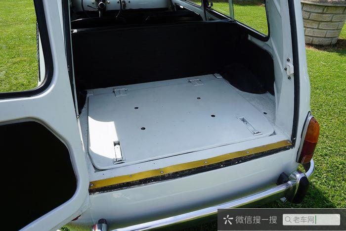 Fiat - Autobianchi 120 (500 Giardiniera) - NO RESERVE - 1964760 作者:老爷车