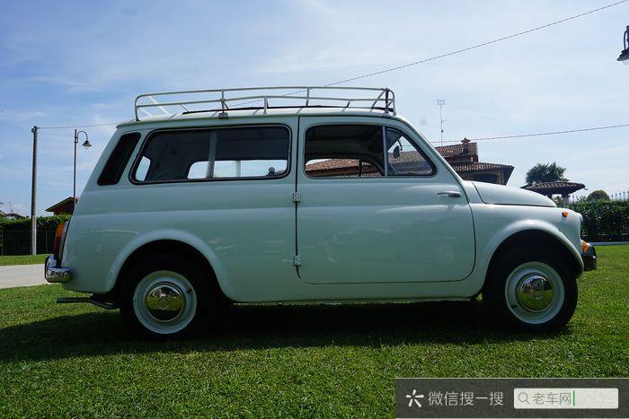 Fiat - Autobianchi 120 (500 Giardiniera) - NO RESERVE - 1964683 作者:老爷车