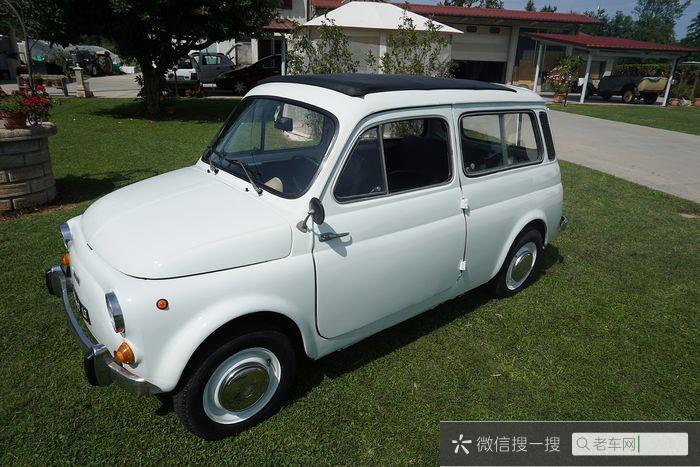 Fiat - Autobianchi 120 (500 Giardiniera) - NO RESERVE - 1964900 作者:老爷车