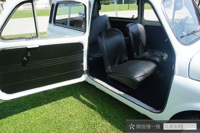 Fiat - Autobianchi 120 (500 Giardiniera) - NO RESERVE - 1964351 作者:老爷车