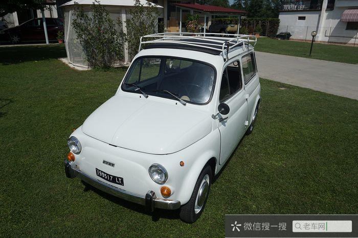 Fiat - Autobianchi 120 (500 Giardiniera) - NO RESERVE - 1964424 作者:老爷车