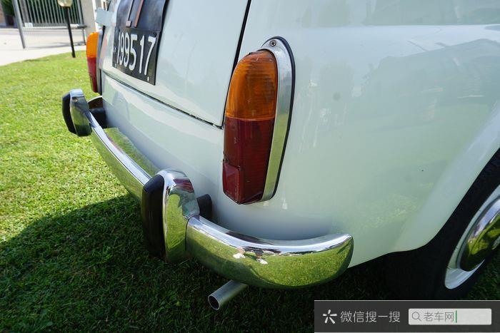 Fiat - Autobianchi 120 (500 Giardiniera) - NO RESERVE - 1964925 作者:老爷车