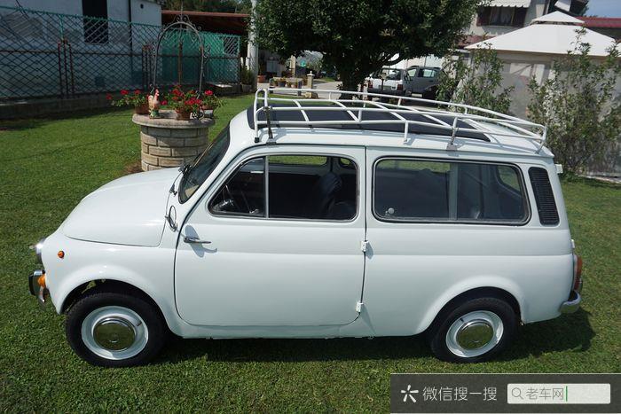 Fiat - Autobianchi 120 (500 Giardiniera) - NO RESERVE - 196419 作者:老爷车