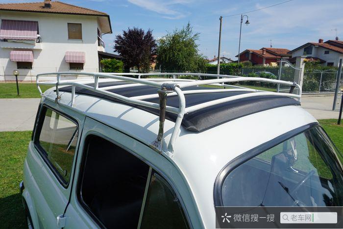 Fiat - Autobianchi 120 (500 Giardiniera) - NO RESERVE - 1964708 作者:老爷车