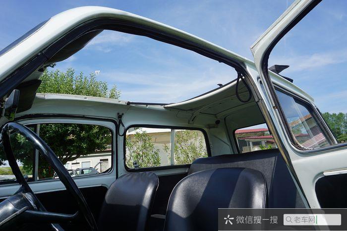 Fiat - Autobianchi 120 (500 Giardiniera) - NO RESERVE - 1964558 作者:老爷车