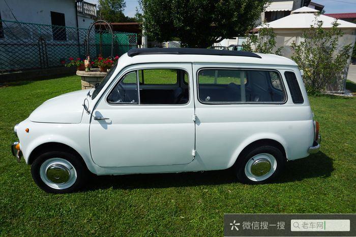 Fiat - Autobianchi 120 (500 Giardiniera) - NO RESERVE - 196483 作者:老爷车