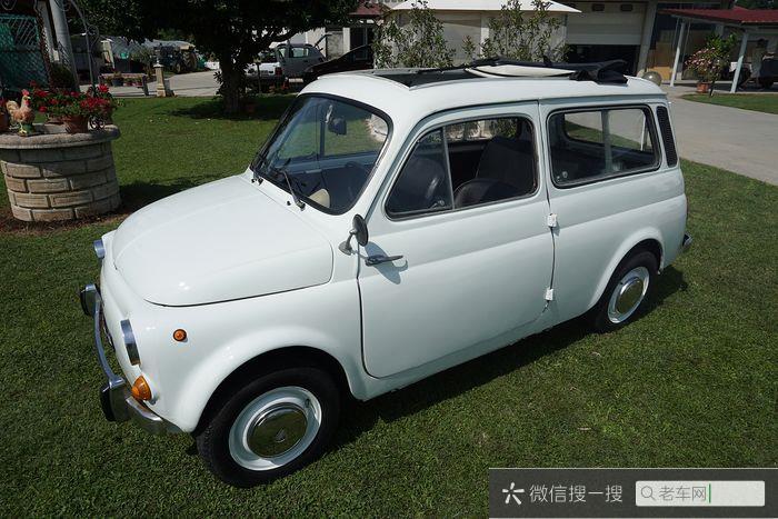 Fiat - Autobianchi 120 (500 Giardiniera) - NO RESERVE - 1964492 作者:老爷车