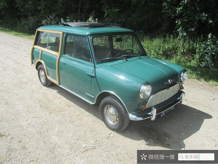 Morris - Mini Traveller Deluxe  - 1963317 作者:老爷车
