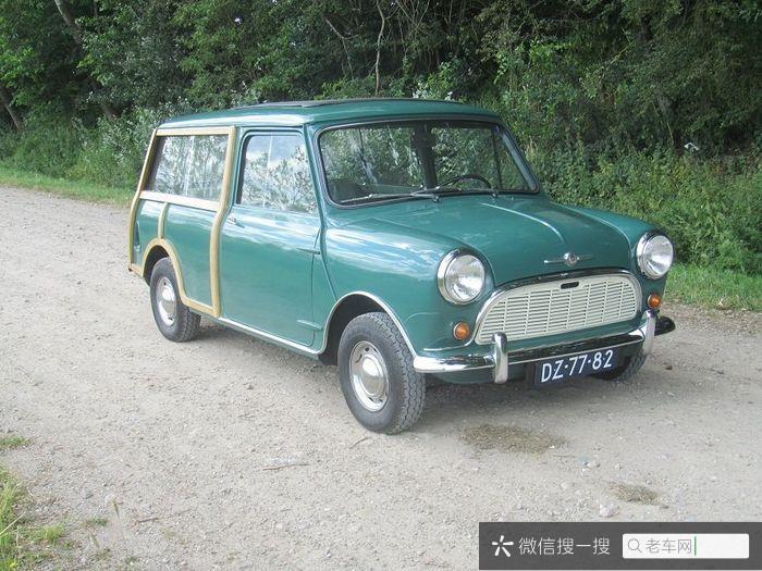 Morris - Mini Traveller Deluxe  - 1963626 作者:老爷车