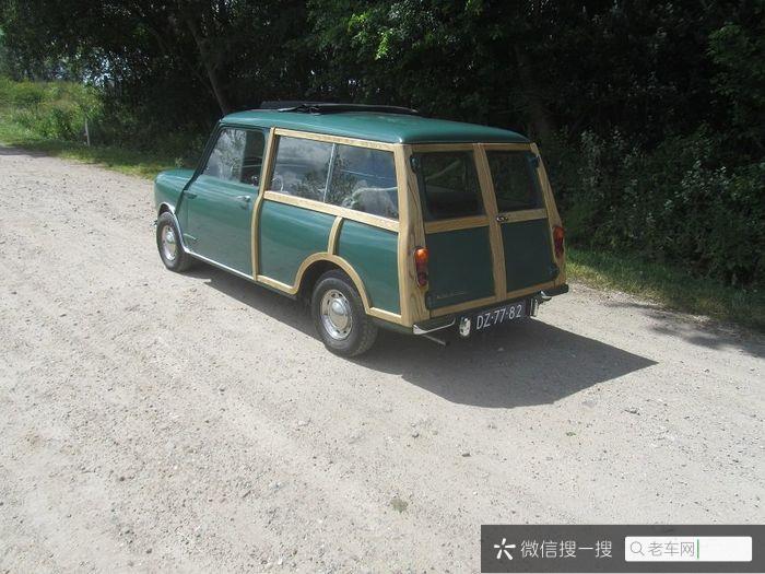 Morris - Mini Traveller Deluxe  - 1963932 作者:老爷车