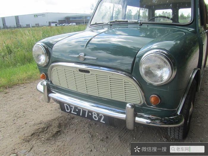 Morris - Mini Traveller Deluxe  - 1963175 作者:老爷车