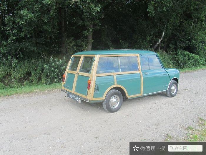 Morris - Mini Traveller Deluxe  - 1963505 作者:老爷车