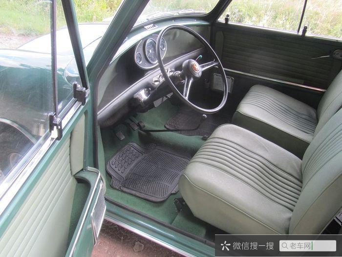 Morris - Mini Traveller Deluxe  - 1963831 作者:老爷车