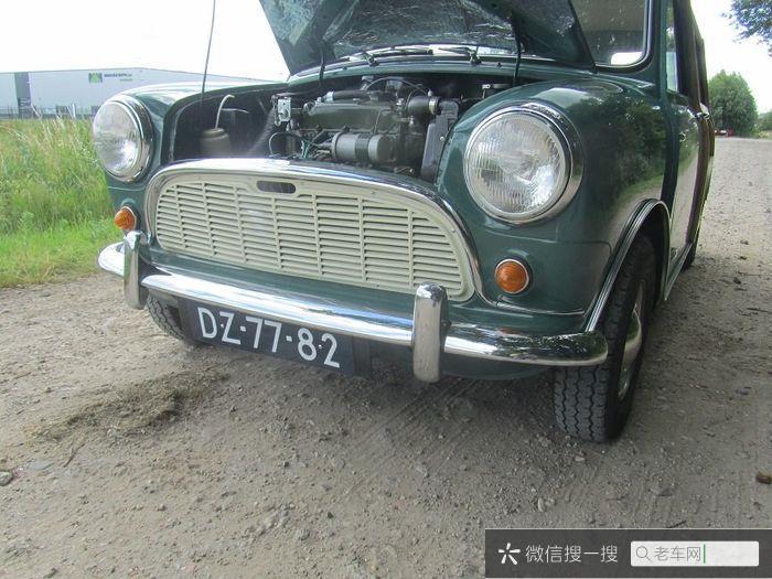 Morris - Mini Traveller Deluxe  - 1963957 作者:老爷车