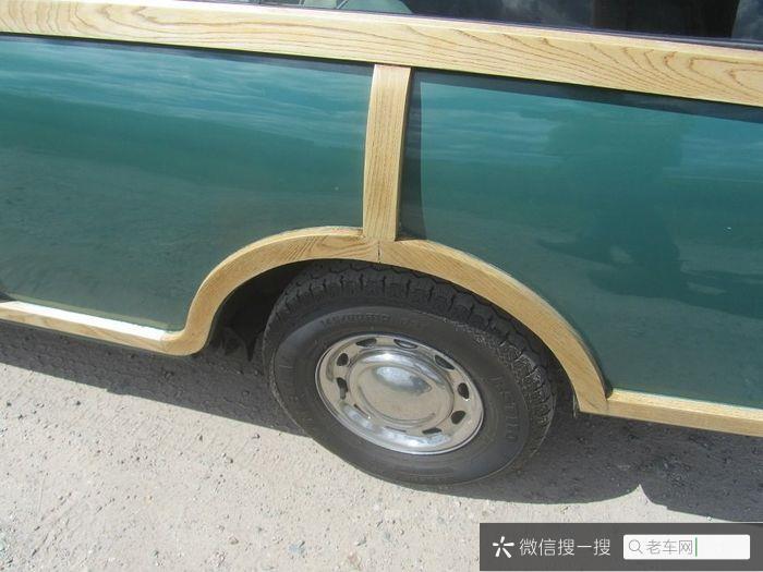 Morris - Mini Traveller Deluxe  - 196364 作者:老爷车