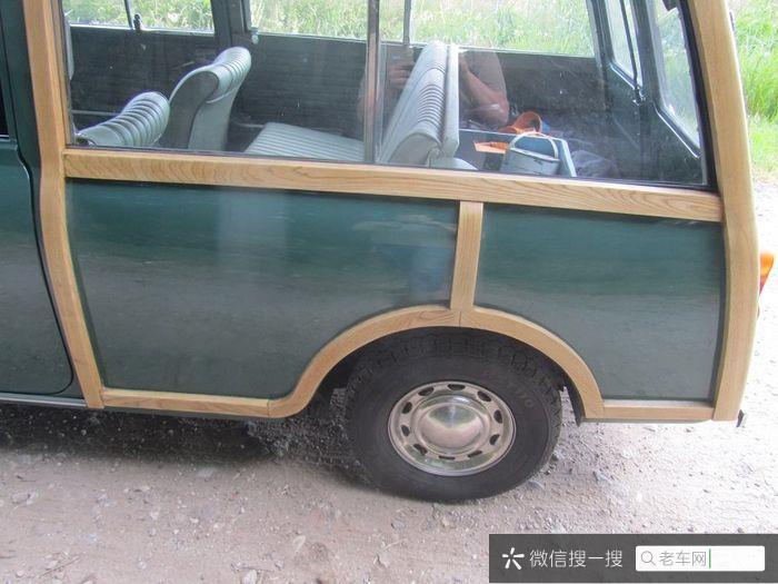 Morris - Mini Traveller Deluxe  - 1963183 作者:老爷车