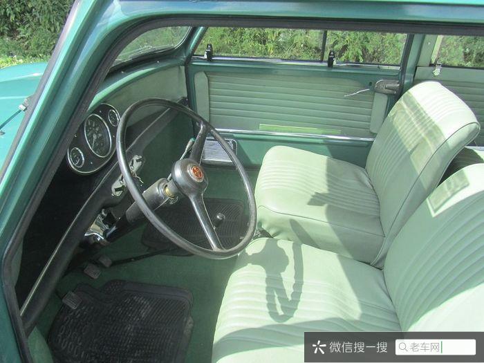 Morris - Mini Traveller Deluxe  - 1963796 作者:老爷车