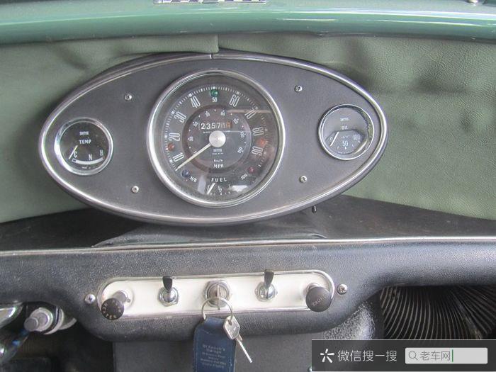 Morris - Mini Traveller Deluxe  - 1963764 作者:老爷车