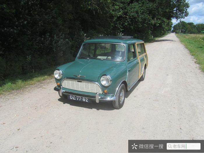 Morris - Mini Traveller Deluxe  - 1963609 作者:老爷车