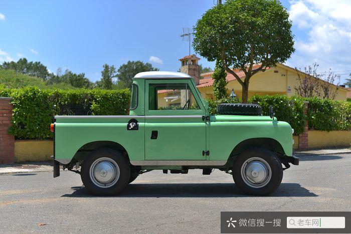 Land Rover - 88 Especial Serie 2 - 1973676 作者:老爷车