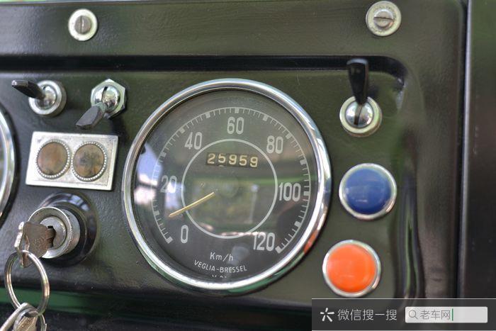 Land Rover - 88 Especial Serie 2 - 1973364 作者:老爷车