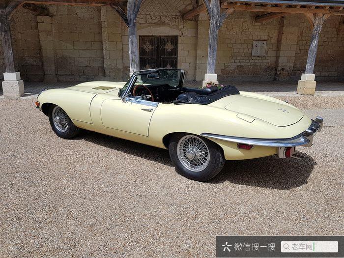 Jaguar - E-Type 4.2 cabriolet - 197016 作者:老爷车