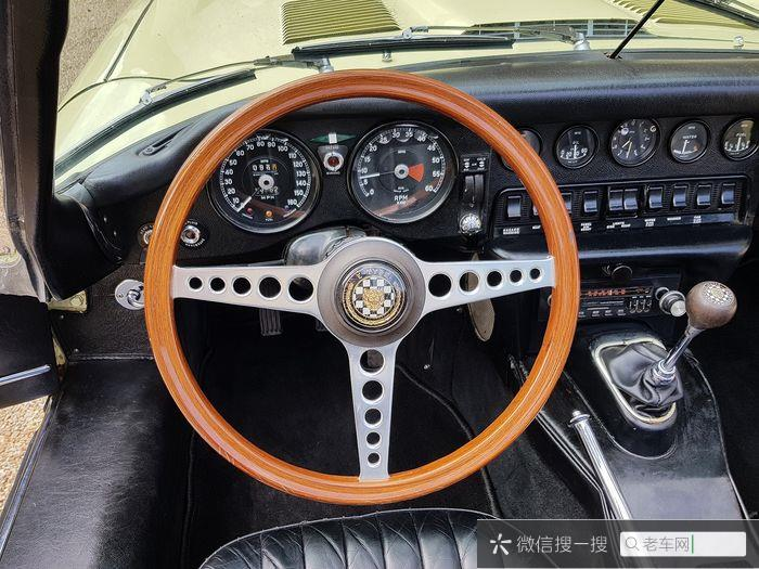 Jaguar - E-Type 4.2 cabriolet - 1970837 作者:老爷车