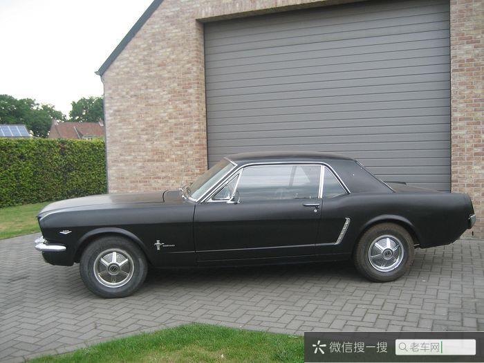 Ford USA - Mustang - Préproductie - 1964131 作者:老爷车