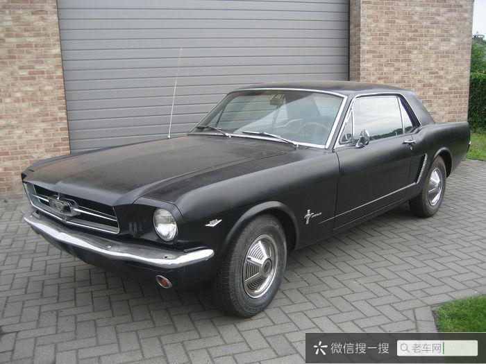 Ford USA - Mustang - Préproductie - 1964546 作者:老爷车