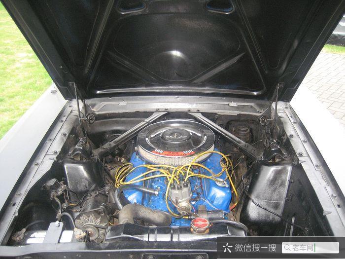 Ford USA - Mustang - Préproductie - 1964645 作者:老爷车