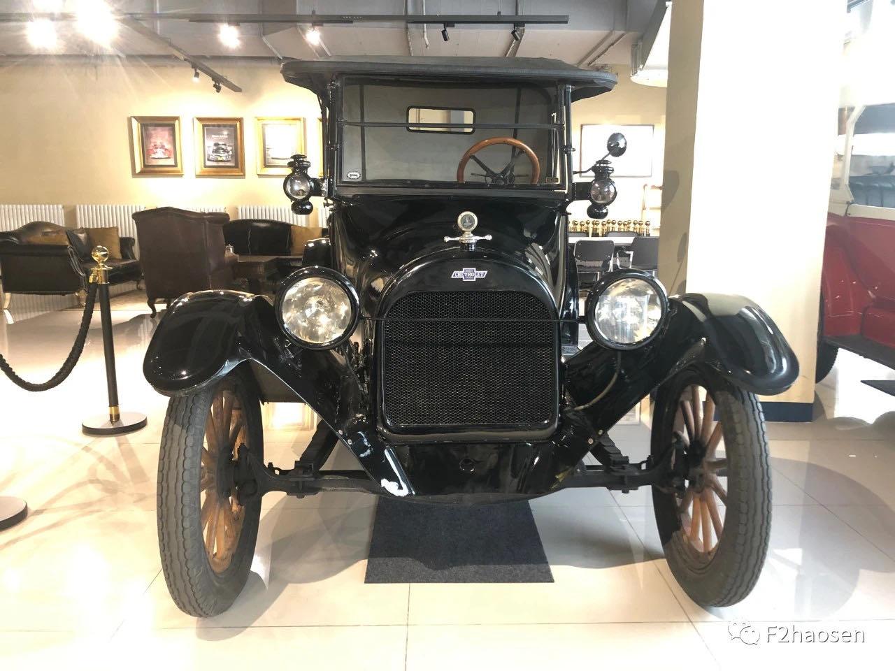老爷车 古董车 影视剧 婚庆 收藏 1917雪佛兰 490432 作者:F2大森古典车