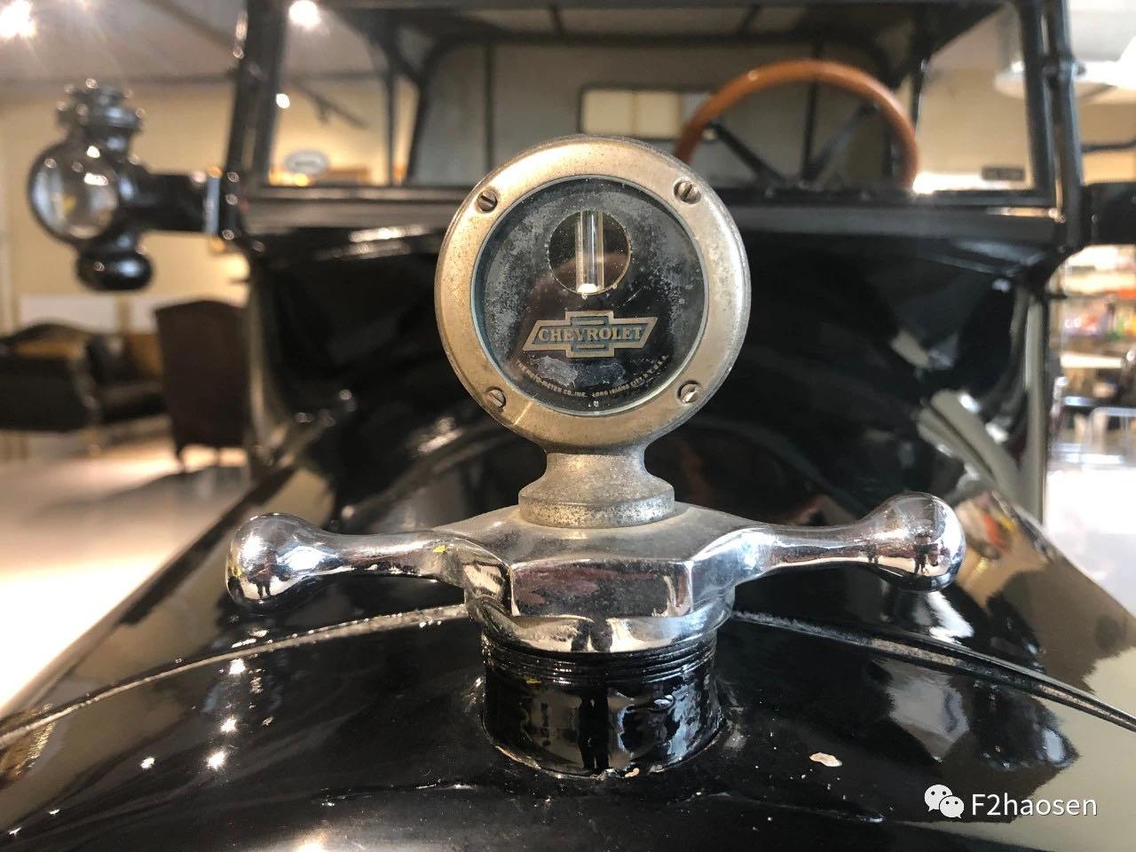 老爷车 古董车 影视剧 婚庆 收藏 1917雪佛兰 490232 作者:F2大森古典车