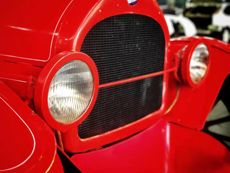 古董车 老爷车 影视剧用车 婚庆车1915年威利斯越野轿车935 作者:F2大森古典车