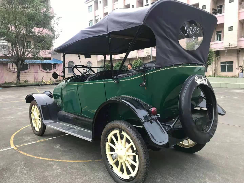 古董车 老爷车 影视剧用车 婚庆 1917年威利斯越野轿车159 作者:F2大森古典车