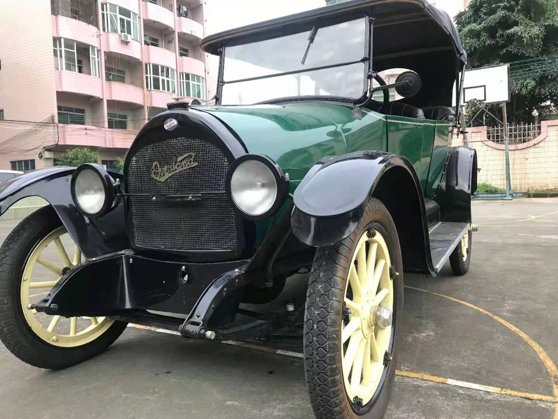 古董车 老爷车 影视剧用车 婚庆 1917年威利斯越野轿车899 作者:F2大森古典车