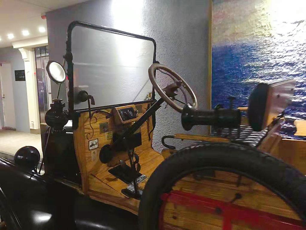 老爷车 古董车 影视剧用车 摄影 1919年福特T型木制皮卡293 作者:F2大森古典车