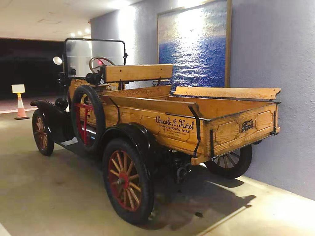 老爷车 古董车 影视剧用车 摄影 1919年福特T型木制皮卡369 作者:F2大森古典车
