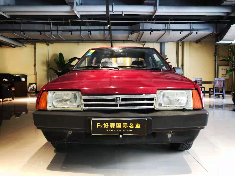 经典车 2001年拉达尼瓦 一代见证历史记忆的经典车880 作者:F2大森古典车