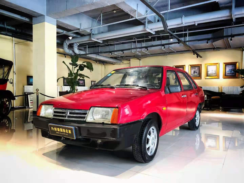经典车 2001年拉达尼瓦 一代见证历史记忆的经典车322 作者:F2大森古典车